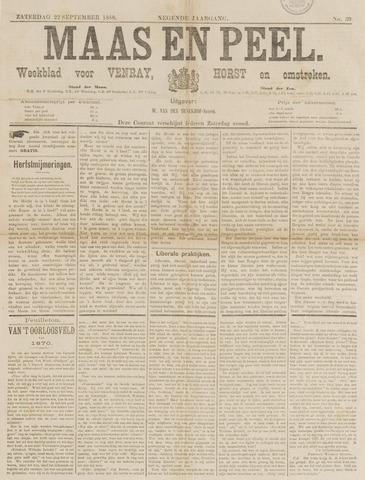 Peel en Maas 1888-09-22