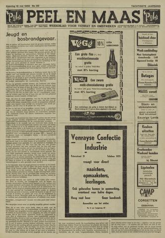 Peel en Maas 1959-05-16