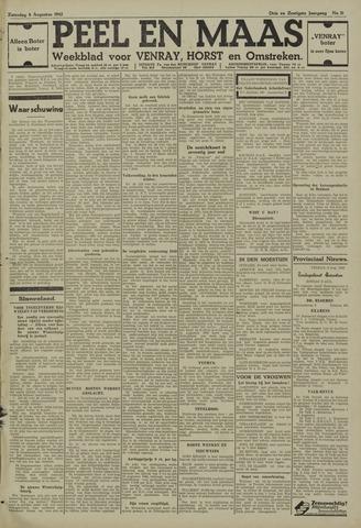 Peel en Maas 1942-08-08