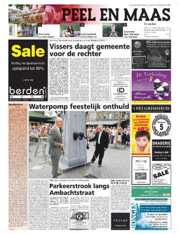 Peel en Maas 2009-07-09