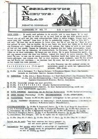 Ysselsteyns Nieuwsblad 1990-04-06