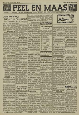 Peel en Maas 1959-01-10