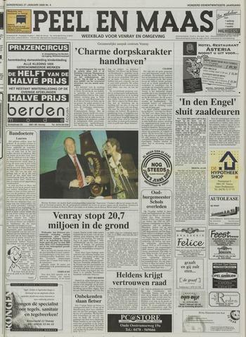 Peel en Maas 2000-01-27