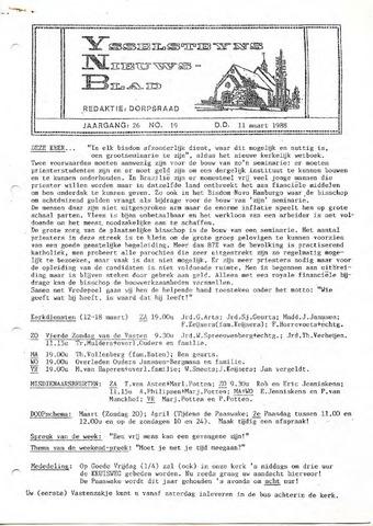 Ysselsteyns Nieuwsblad 1988-03-11