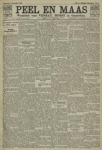 Peel en Maas 1934-11-03