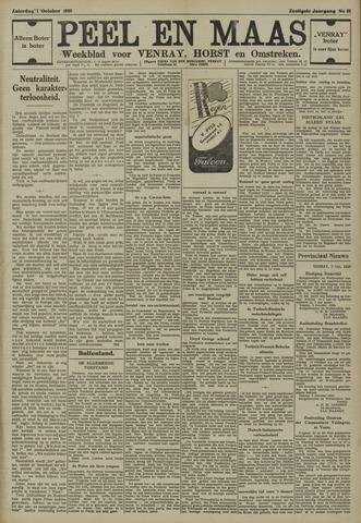 Peel en Maas 1939-10-07