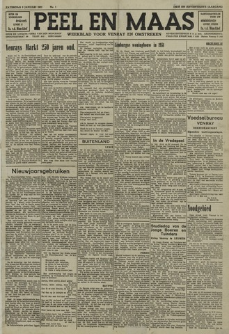 Peel en Maas 1952