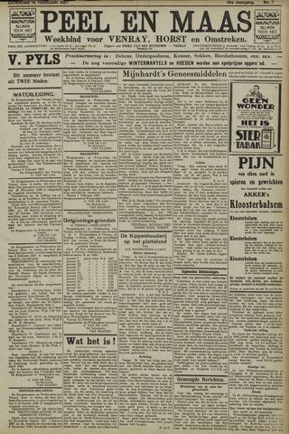 Peel en Maas 1927-02-12
