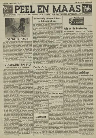 Peel en Maas 1959-04-11