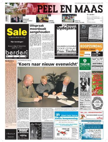 Peel en Maas 2009-12-24