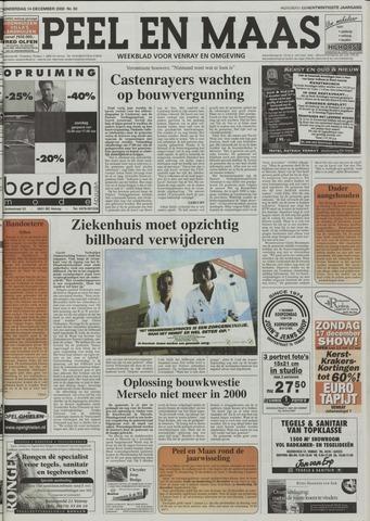 Peel en Maas 2000-12-14