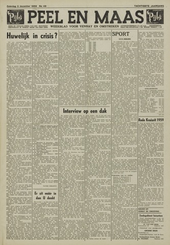 Peel en Maas 1959-12-05
