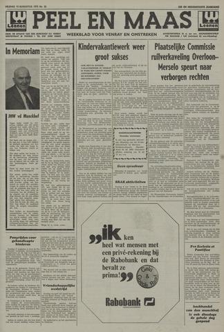 Peel en Maas 1975-08-15
