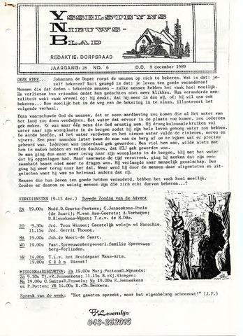 Ysselsteyns Nieuwsblad 1989-12-08