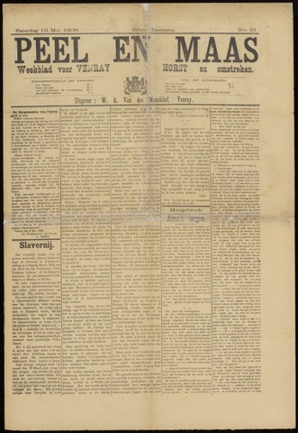 Peel en Maas 1908-05-16