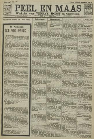 Peel en Maas 1934-07-07