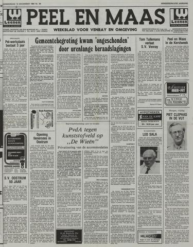 Peel en Maas 1984-12-13