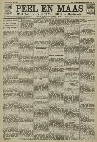 Peel en Maas 1934-05-05