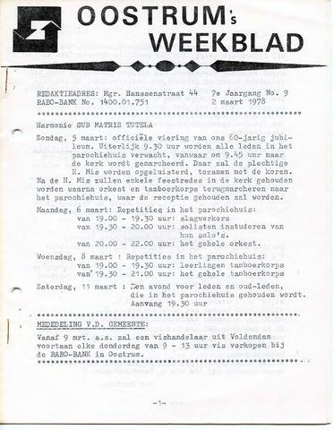 Oostrum's Weekblad 1978-03-02