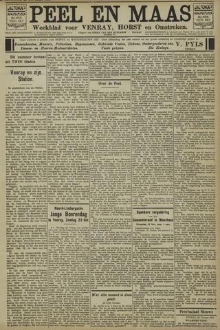Peel en Maas 1927-10-22