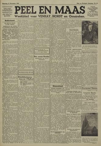 Peel en Maas 1942-11-21