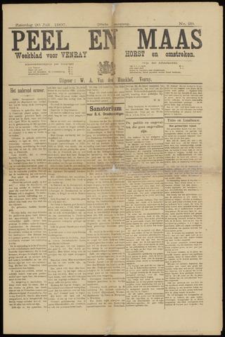 Peel en Maas 1907-07-20