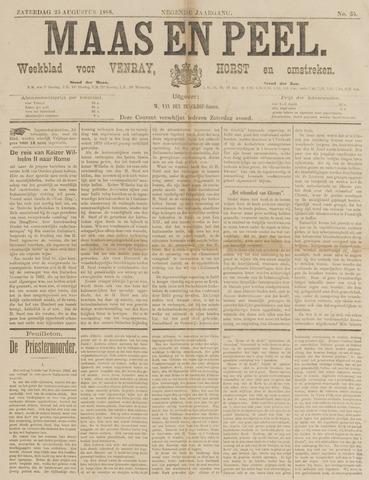Peel en Maas 1888-08-25
