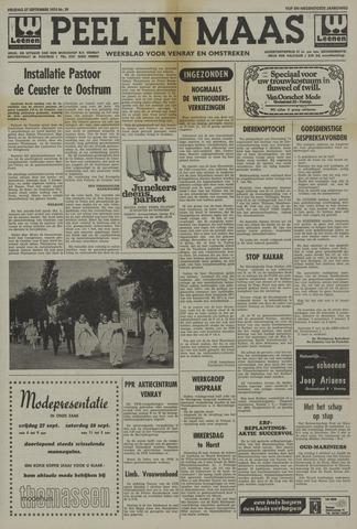 Peel en Maas 1974-09-27