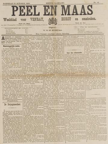 Peel en Maas 1889-10-12