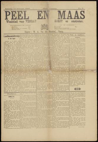 Peel en Maas 1908-02-15