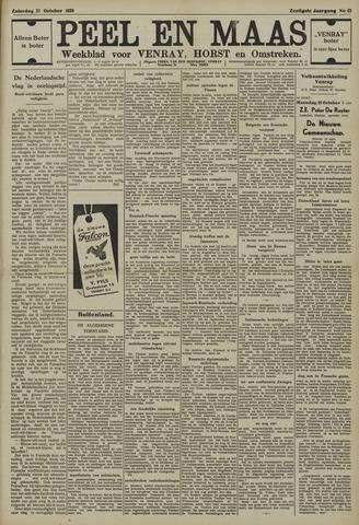 Peel en Maas 1939-10-21