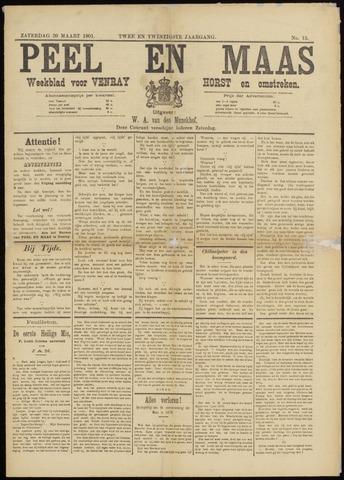Peel en Maas 1901