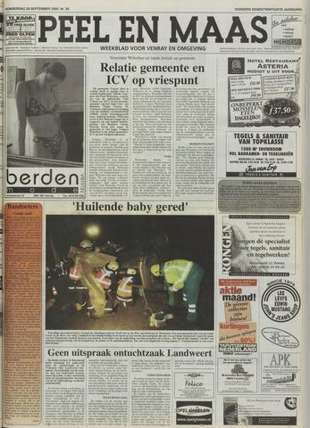 Peel en Maas 2000-09-28