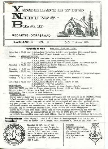 Ysselsteyns Nieuwsblad 1986-10-17
