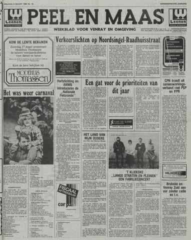 Peel en Maas 1984-03-09