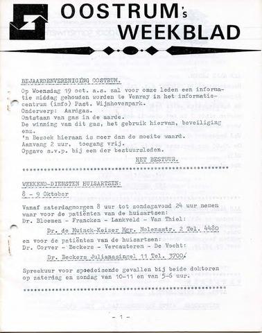 Oostrum's Weekblad 1977-10-06