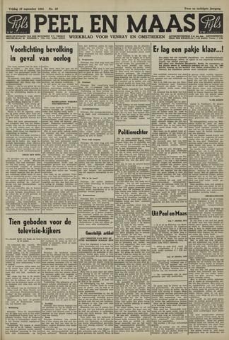 Peel en Maas 1961-09-29
