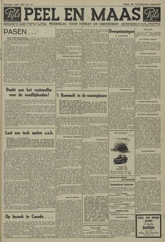 Peel en Maas 1961-04-01