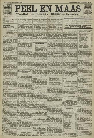 Peel en Maas 1934-09-29