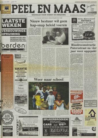 Peel en Maas 2000-08-17