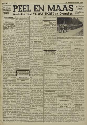 Peel en Maas 1942-09-12