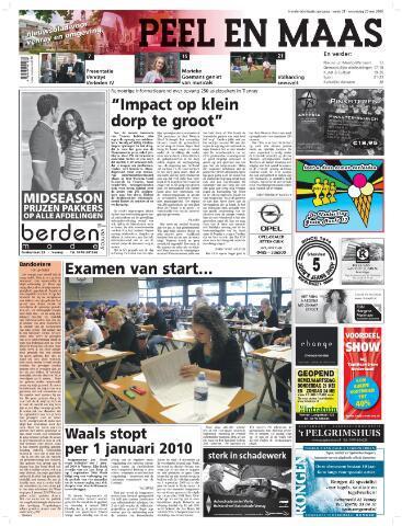 Peel en Maas 2009-05-20