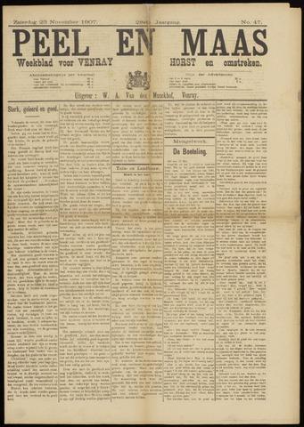 Peel en Maas 1907-11-23