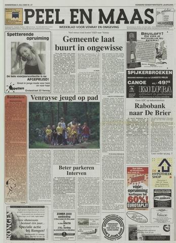 Peel en Maas 2000-07-06