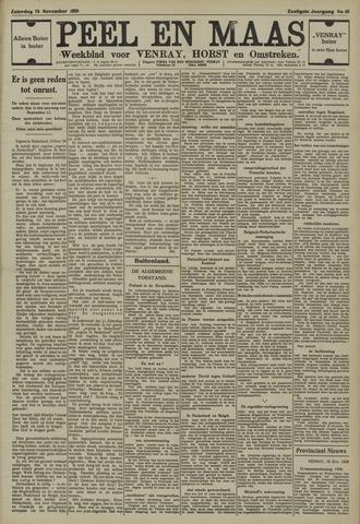 Peel en Maas 1939-11-18