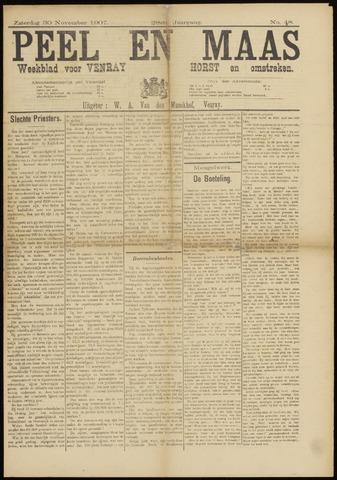 Peel en Maas 1907-11-30