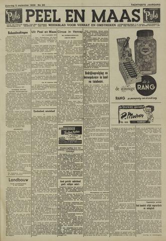 Peel en Maas 1959-09-05