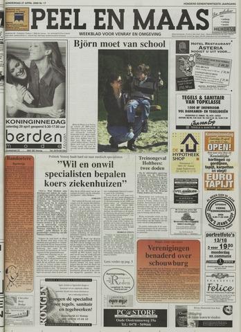 Peel en Maas 2000-04-27