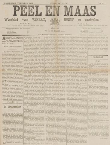 Peel en Maas 1889-11-09