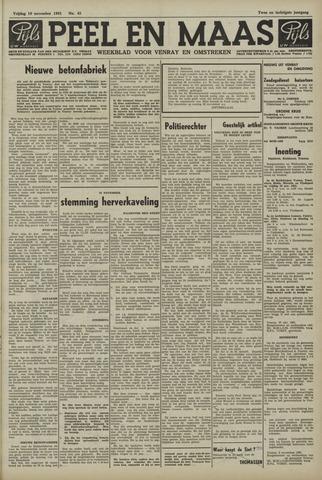 Peel en Maas 1961-11-10